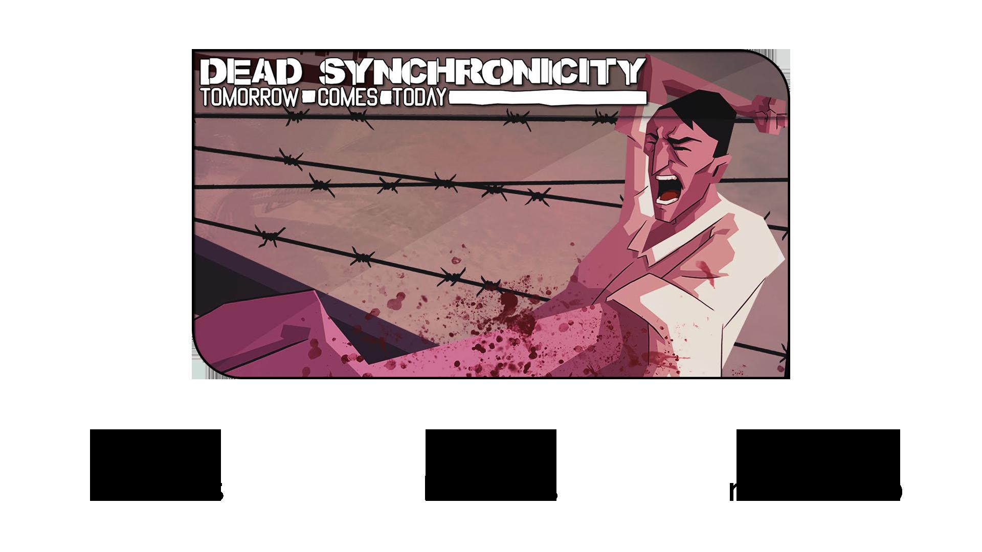 dead synchronicity fictiorama studios proyecto kickstarter espana steam SYBIC crowdfunding