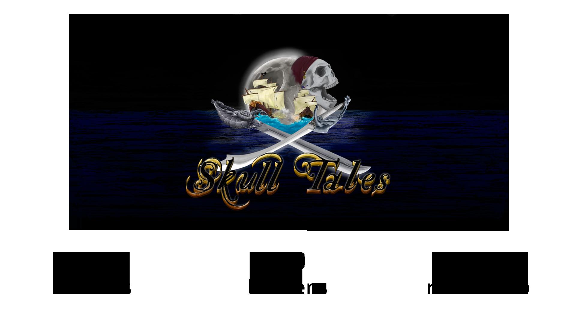 skull tales proyecto kickstarter españa SYBIC crowdfunding